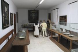 Las jerónimas pedirán custodiar los cuadros en Inca