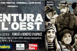 Conocidos actores se solidarizan en 'Una aventura de l'Oest'