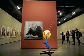 El Miró más rebosante de color, sueños y con alma de niño aterriza en Brasil