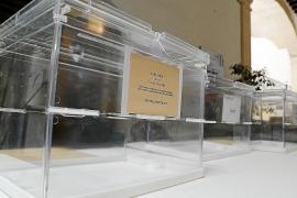 Balears elige a sus 1.048 representantes en las elecciones autonómicas más abiertas