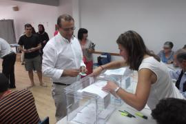 Alfonso Rodríguez Badal, candidato PSOE Calvià