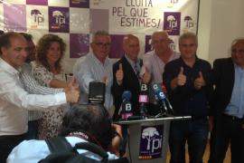 El PI celebra la «representación histórica» conseguida en las urnas