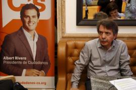 Xavier Pericay, de Ciudadanos, satisfecho