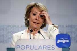 Aguirre gana en Madrid, pero no logra la mayoría