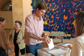 El PP arrasa en Campos con una mayoría aplastante de 'Peixet'