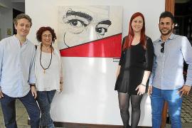 """Inauguración de la exposición """"Llenguatges"""""""