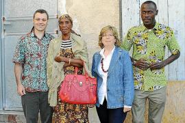 Moda solidaria con Senegal