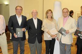 Pere Pavía presenta su obra en La Misericòrdia