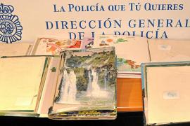 Detenida una banda por introducir droga en Mallorca dentro de libros para niños