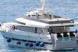 Baleària pone en venta el 'Foners' al no poder reutilizar sus motores Rolls Royce