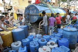 Ya son más de 750 los muertos  por la ola de calor en la India