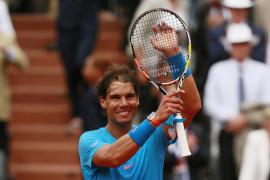 Nadal se deshace de Halys y pasa a segunda ronda