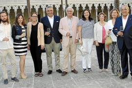 Maridaje de quesos Mercadal y vinos J.L.Ferrer
