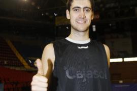 Joan Sastre renueva por dos temporadas con el CAI Zaragoza