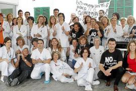Balears, a la cola en el número de  médicos y enfermeros colegiados