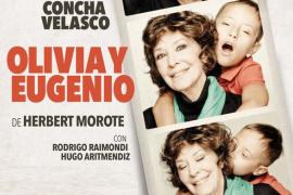 Concha Velasco, una madre en una situación extrema en 'Olivia y Eugenio'
