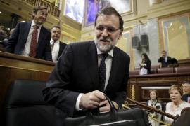El PSOE pide el cese del presidente Rajoy por la caja B del PP