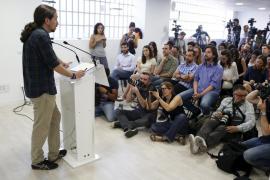 Pablo Iglesias reúne este viernes a sus candidatos autonómicos