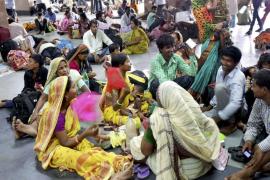La ola de calor que afecta a la India ya ha causado más de 1.800 muertos