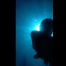 Pierde el móvil en el fondo del mar y consigue un vídeo viral