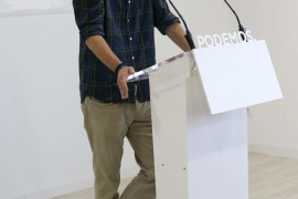 Iglesias reitera que Podemos no gobernará con el PSOE
