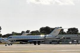 El tráfico de jets privados aumenta cada año