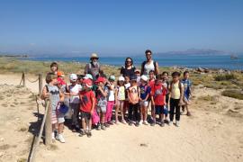 CEMEX y GADMA clausuran en Son Serra de Marina su campaña medioambiental 'Mallorca Natural'