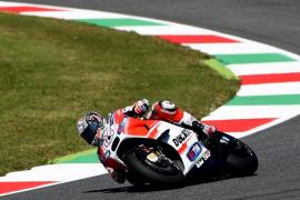 Dovicioso domina los libres gracias a la superioridad de las Ducati
