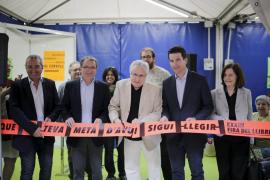La XXXIII Fira del Llibre abre sus puertas en La Rambla de Palma
