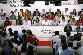 Pedro Sánchez da por seguro un gobierno socialista en Baleares