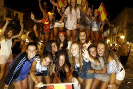 Locura en Mallorca
