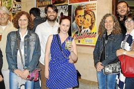 Inauguración del Café Cinema en s'Escorxador