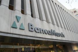 Banca March tuvo un beneficio de 44 millones de euros hasta marzo