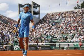Nadal supera a Sock y se enfrentará a Djokovic en cuartos