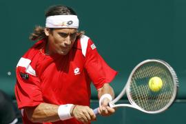 Ferrer y Monfils abrirán la eliminatoria de la Copa Davis