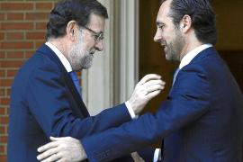 Bauzá se reúne con Rajoy para salvar  'in extremis' el congreso extraordinario