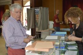Principio de acuerdo para que Toni Mir sea el alcalde de Alcúdia