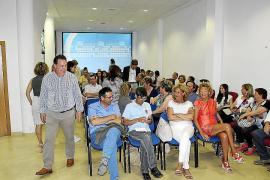 Rafel Torres recibe el apoyo de la mayoría de miembros de la junta local del PP de Inca