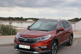 Nuevo Honda CRV