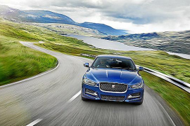 El Jaguar XE, galardonado con el 'Best New Car'