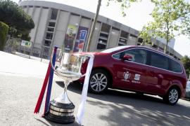 SEAT ha sido patrocinador oficial de la Final de la Copa de SM el Rey