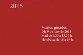Visita a Can Bordils por el Día Internacional de los Archivos