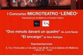 El I Concurso Microteatro Leneo muestra a sus ganadores