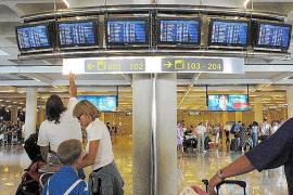 La huelga de los controladores aéreos afectará a 432.000 pasajeros en Palma