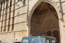 ARCA exige que se prohíba aparcar de día en el mirador de la Seu