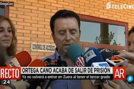Ortega Cano sale de la cárcel dando consejos a Pedro Sánchez