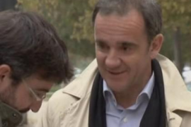 Burillo siguió 'residiendo' en la vivienda del delegado de Hacienda 20 meses después de su destitución
