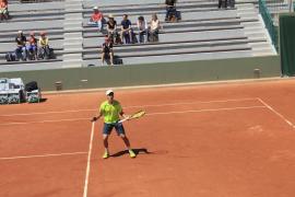 Munar se mete junto a López en la final de dobles júnior
