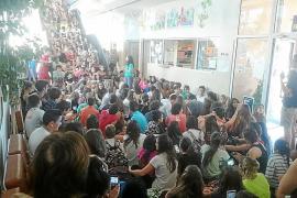 Los alumnos del IES Binissalem exigen la dimisión de la directora