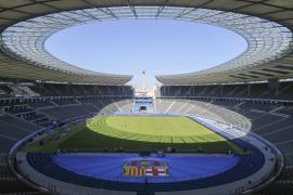 El Barça busca en Berlín su segunda triple corona